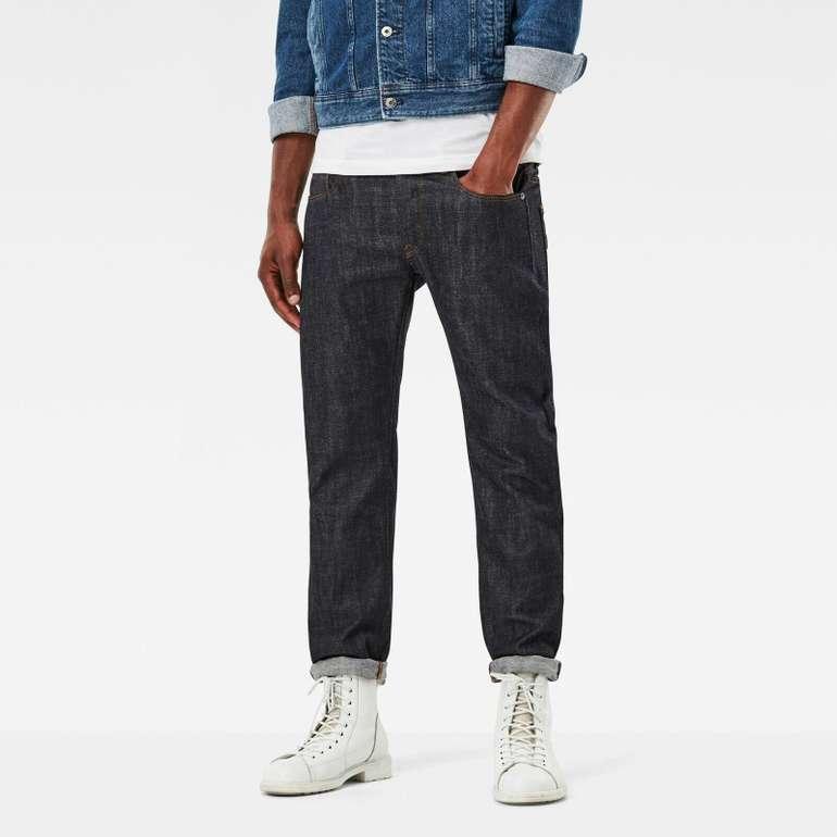 G-Star RAW Herren 3301 Straight Jeans für 29,98€ inkl. Versand