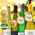 """6 Flaschen Weißwein im Probierpaket """"Sonne im Herz"""" für 29€ inkl. Versand"""