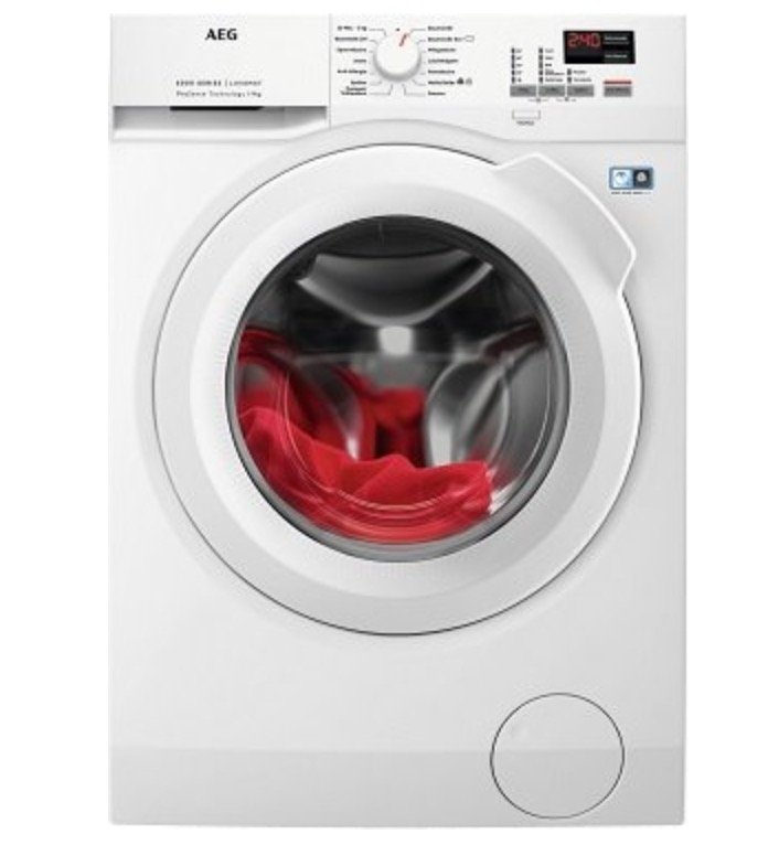 AEG L6FBA494 Lavamat Waschmaschine (9 kg, 1400 U/Min.) für 422€ inkl. Versand (statt 498€)