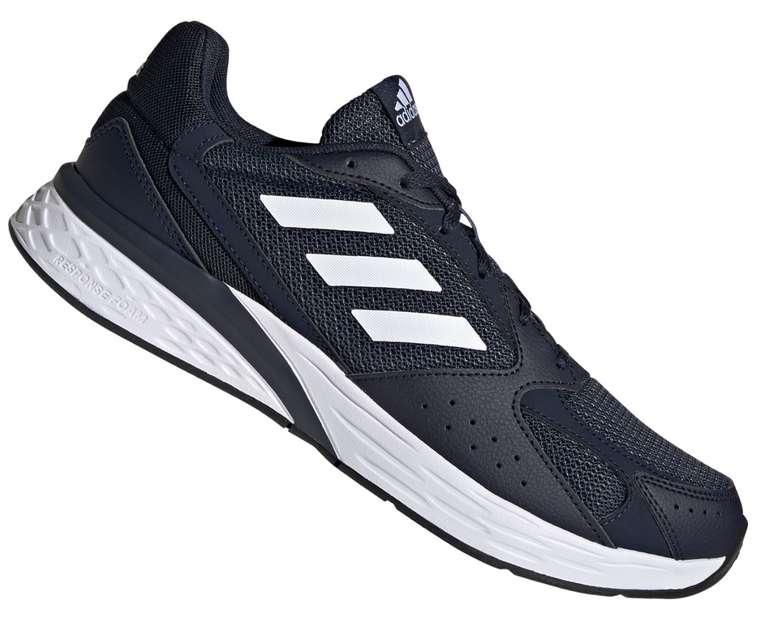 adidas Herren Schuh Response Run in dunkelblau/weiß für 38,95€ inkl. Versand (statt 53€)