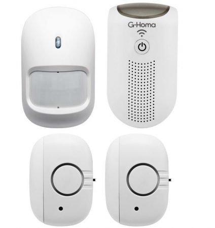 G-Homa WiFi Mini Alarmanlage für 19,90€ inkl. Versand (statt 29€)