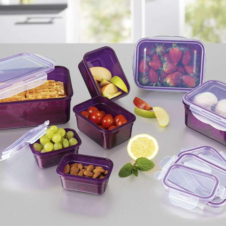 """GOURMETmaxx 28-teiliges Frischhaltedosen-Set """"Klick-it"""" für 21,99€"""