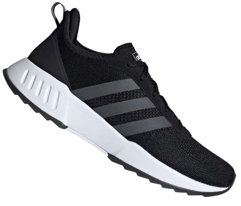 """Adidas Sneaker """"Phosphere"""" in Schwarz für 38,95€ inkl. Versand (statt 50€)"""