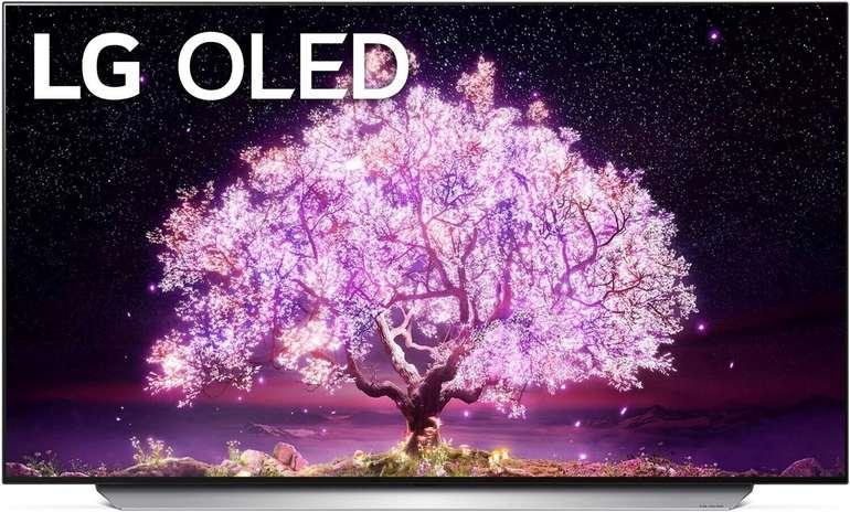 """LG OLED48C18LA 121cm (48"""") OLED-TV für 1.299€ inkl. Versand (statt 1.449€)"""
