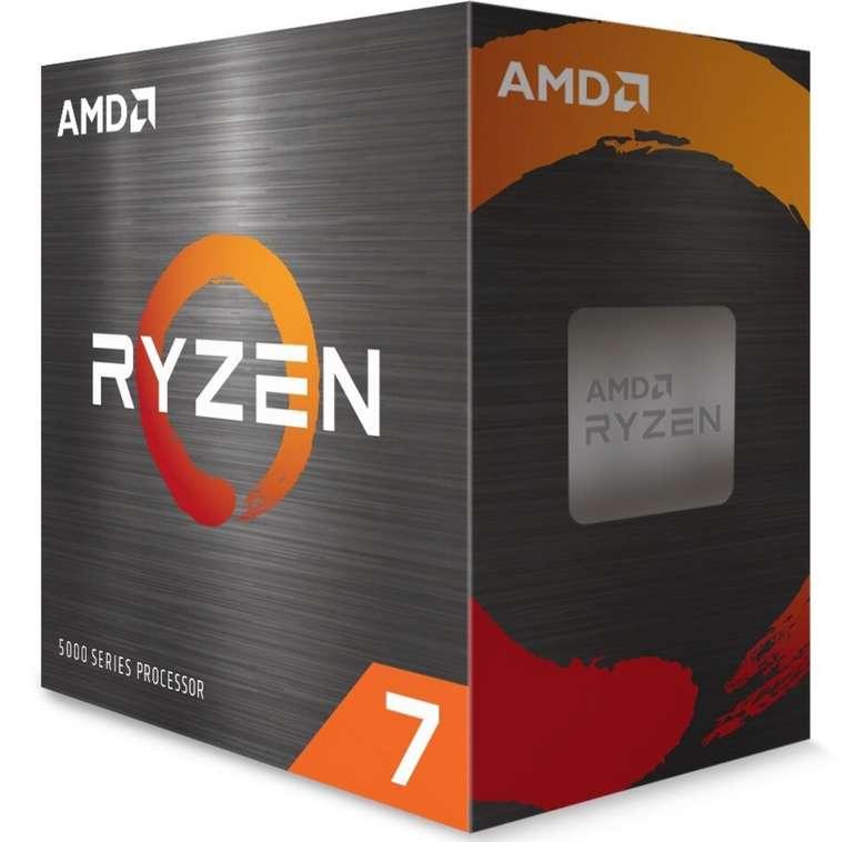 AMD Ryzen 7 5800X CPU für 359,10€ inkl. Versand (statt 406€)