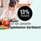 Galeria Kaufhof Sonntagsangebote - z.B. 13% Rabatt auf Spielwaren-Sortiment