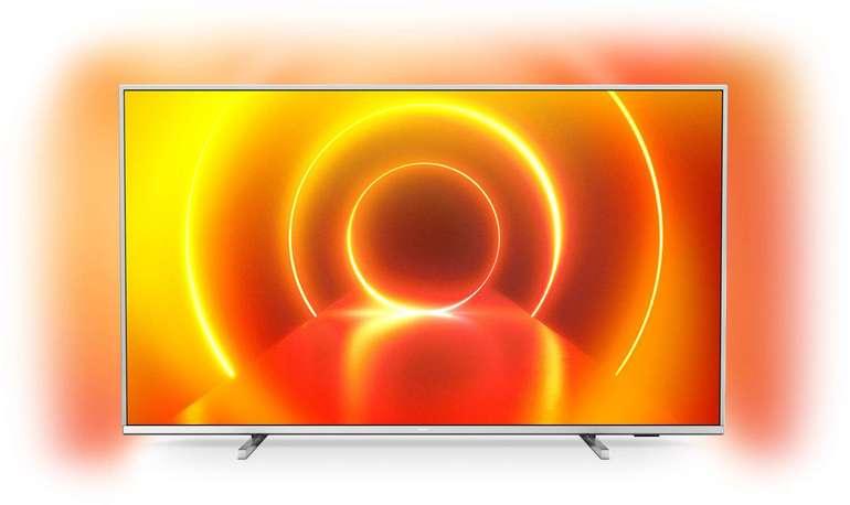 """Philips LED TV 55PUS7855/12 - 55"""" TV (HBBTV, Ambilight, Alexa kompatibel) für 465,40€ inkl. Versand (statt 629€)"""
