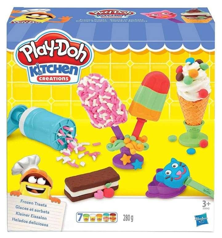 Play-Doh - Kleiner Eissalon Knete (E0042) für 7,99€ inkl. Prime Versand (statt 12€)