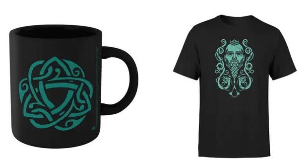 Assassins Creed Woodcut Tasse + T-Shirt für 12,98€ inkl. Versand (statt 30€)