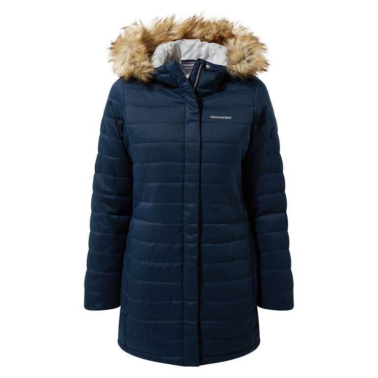 """Beaufort Damen Jacke """"Loch Blue"""" für 82,91€ (statt 140€)"""