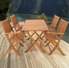 Garten-Sitzgruppe Sydney aus Akazienholz für 129,95€ inkl. Versand