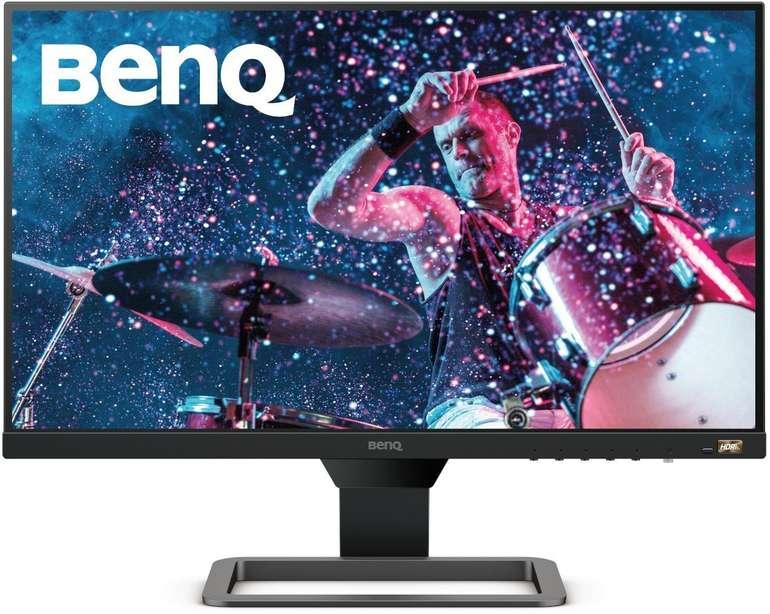 BenQ EW2480 - 23,8 Zoll Full HD IPS Monitor für 128,89€ (statt 148€)