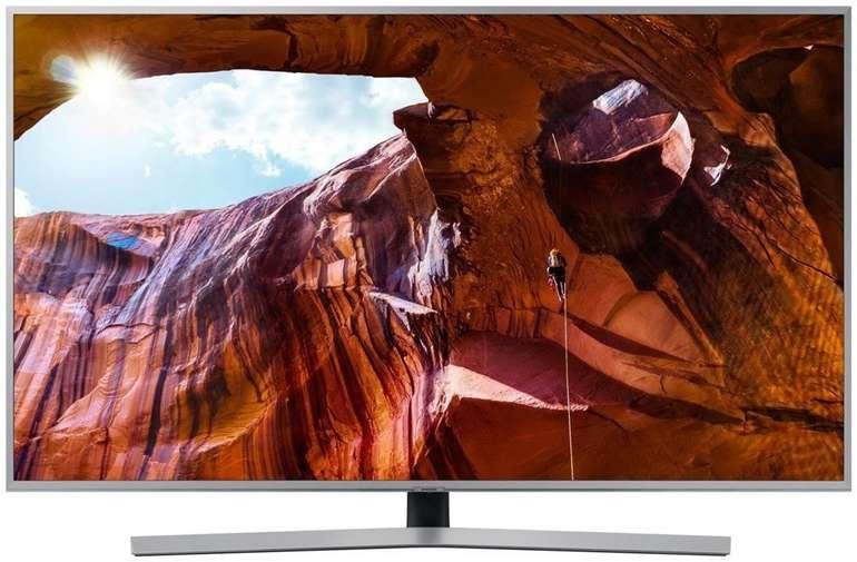 Samsung UE-55RU7449 - 55 Zoll 4K UHD LED Smart TV mit Triple Tuner für 439€ (statt 499€)
