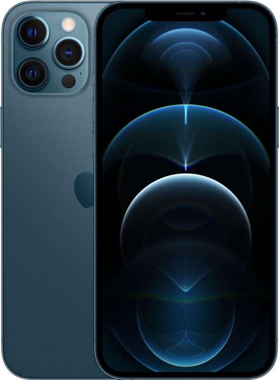 Apple iPhone 12 Pro Max mit 128GB in Pazifikblau für 1.049€ inkl. Versand (statt 1.149€)