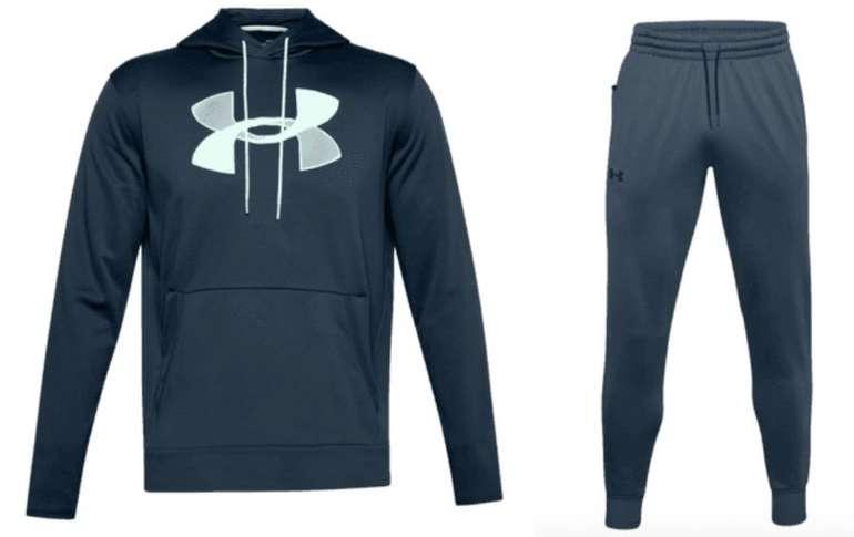 Under Armour Fleece Trainingsanzug für 49,95€ inkl. Versand (statt 65€)