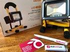 Gewinner der Verlosung: 10W LED Tragbares Arbeitslicht von Meikee gewinnen