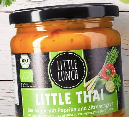 6 Little Lunch Suppen gratis ab 10€ - z.B. 9 Suppen für 13,95€ inkl. Versand