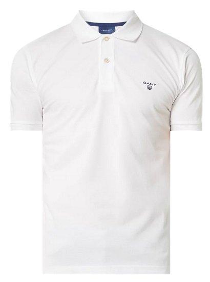 Peek & Cloppenburg* Final Sale mit bis -50% Rabatt - z.B. Gant Poloshirt mit Logo-Stickerei für 49,99€ (statt 79€)