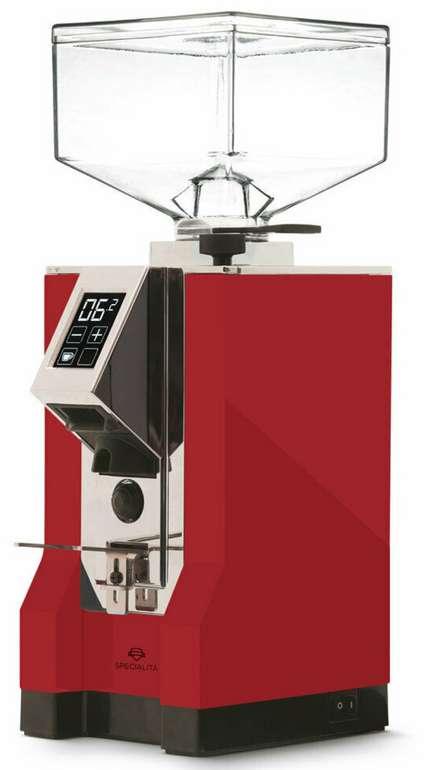 Eureka Mignon Specialità Kaffeemühle Rosso Cromo 16CR in rot für 341,10€ inkl. Versand (statt 398€)