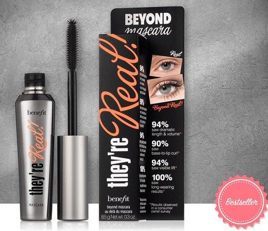 10% Rabatt auf ausgewählte Produkte bei Benefit Cosmetics + VSKfrei ab 25€