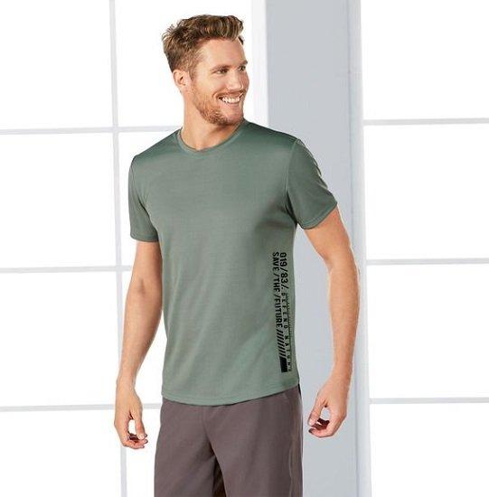 Crivit Herren Funktionsshirts aus recyceltem Polyester für je nur 3,99€ zzgl. Versand