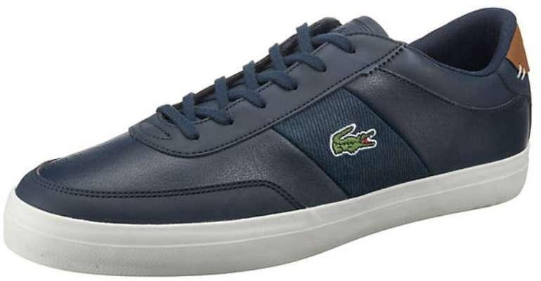 Lacoste Court-Master Sneakers blau ab 29,99€ inkl. Versand (statt 89,99€)