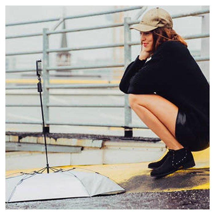 Regenschirm mit Selfiestick Funktion für 9,95€ inkl. Versand (statt 25€)
