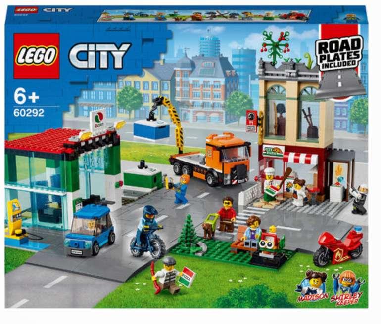 LEGO® City (60292) Stadtzentrum für 59,99€inkl. Versand (statt 73€)