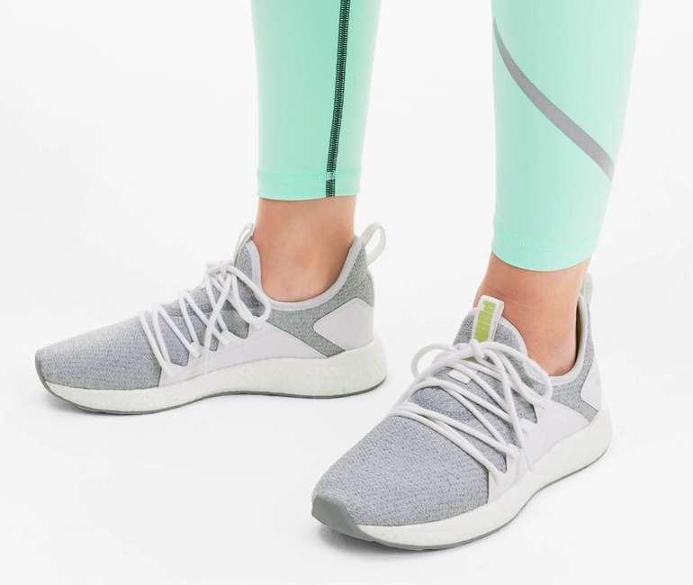 Puma NRGY Neko Knit Damen Laufschuhe für 29,60€ inkl. Versand (statt 41€)