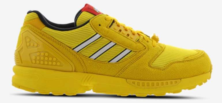 Adidas ZX 8000 x Lego Herren Sneaker (versch. Farben) für 69,99€ inkl. Versand (statt 109€)