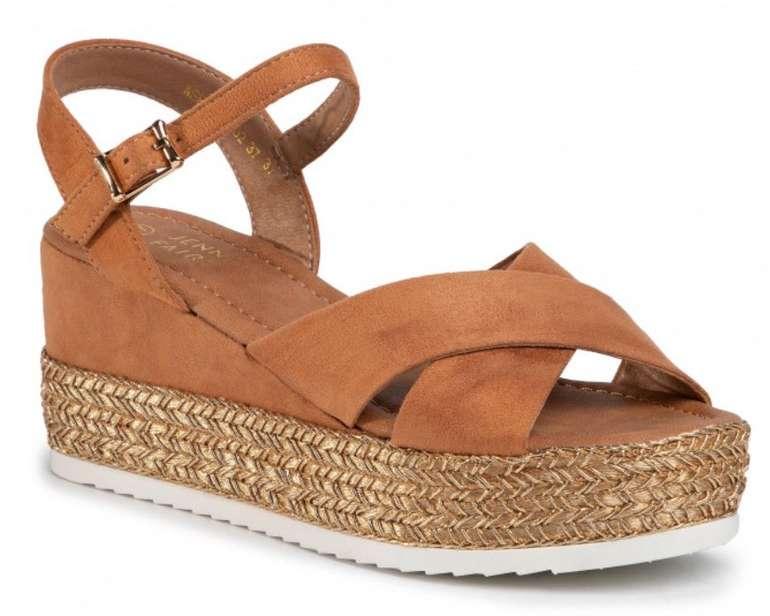 Jenny Fairy WSHT855-02 Keilabsatz Sandaletten für 15,45€ inkl. Versand (statt 24€)