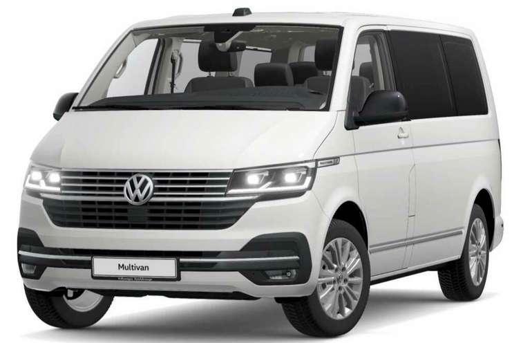Privat Leasing: Volkswagen T6.1 Multivan Comfortline Generation SIX 2.0 TDI mit 150PS für 309€ (LF: 0,57)