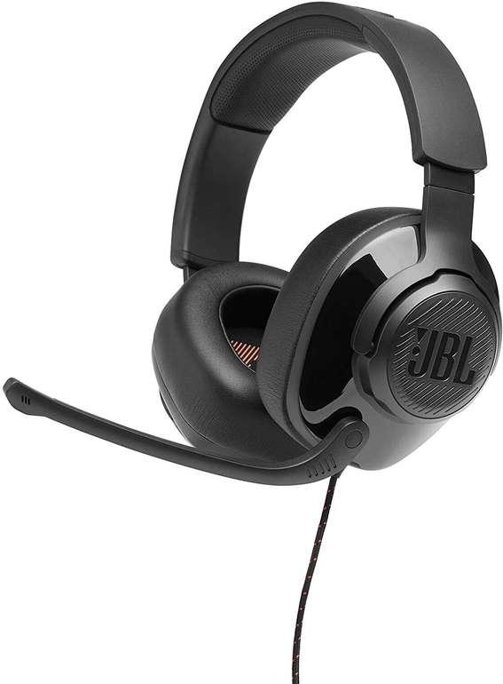 JBL Quantum 200 Over-Ear Gaming Headset für 47€ inkl. Versand (statt 59€)