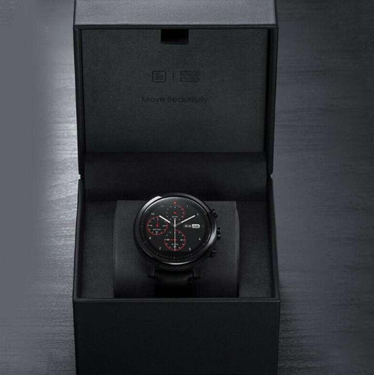 Xiaomi Amazfit Stratos Pace 2 Smartwatch für 112,49€ inkl. Versand aus DE (Global Version)