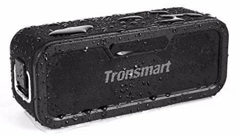 Tronsmart Force - 40W Bluetooth Lautsprecher (3D-Stereo, IPX7, NFC) für 45,59€