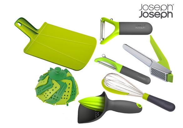7x Joseph Joseph Küchenhelfer für 45,90€ inkl. Versand (statt 70€)