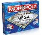 eBay: 15% Rabatt auf ausgewählte Artikel z.B.: Monopoly Mega 2nd Edition Gesellschaftsspiel für 42,46€ inkl. Versand (statt 50€)