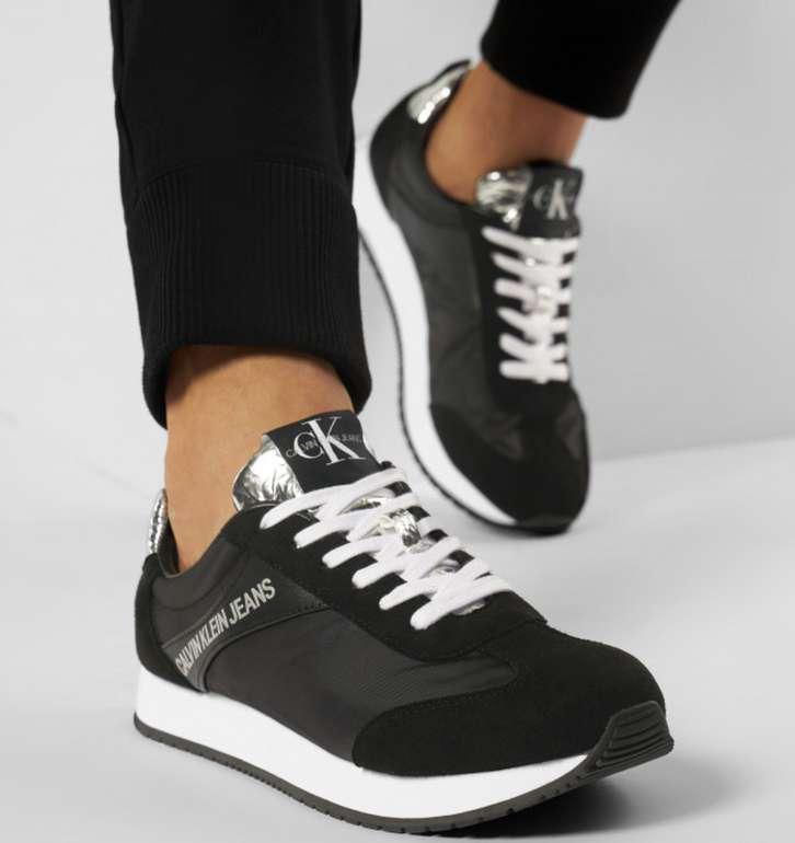 Calvin Klein Jeans Jerrold Herren Schuhe in Schwarz für 76€ inkl. Versand (statt 105€)
