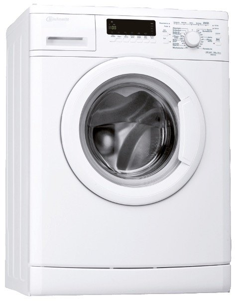 Bauknecht WAK 63 Waschmaschine (6kg, 1400U/Min., A+++) für 269€ mit Versand