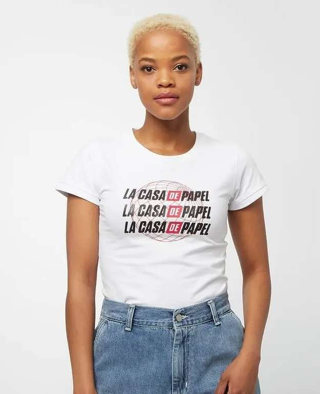 Snipes x LCDP Basic T-Shirt weiß für 9,61€ inkl. Versand (statt 14€)