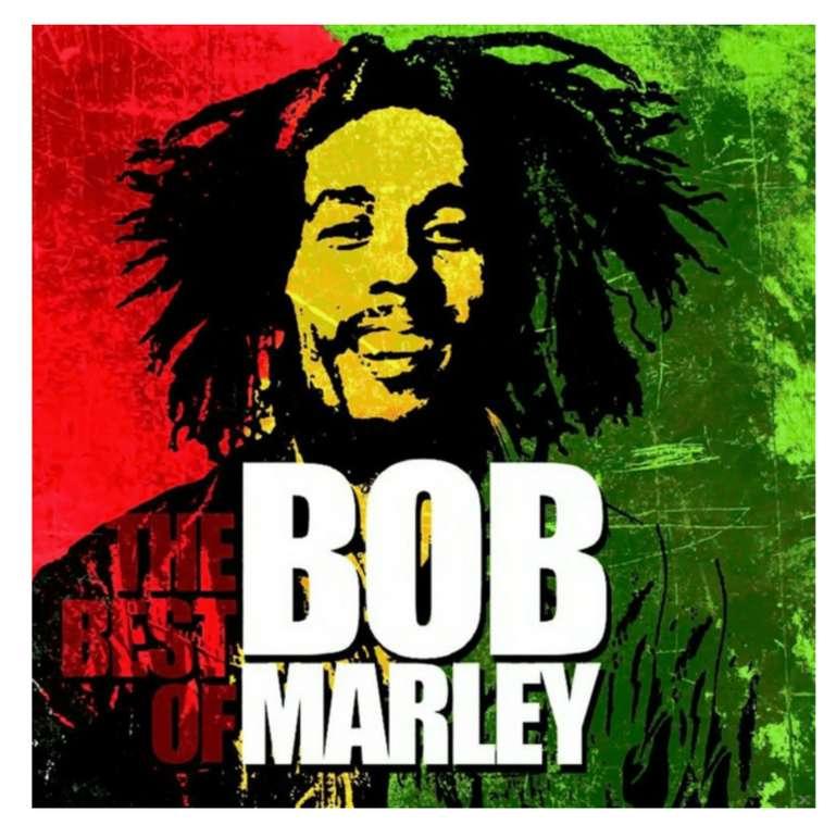 The Best Of Bob Marley Bob Marley (Vinyl) für 7,99€ inkl. Versand (statt 16€)