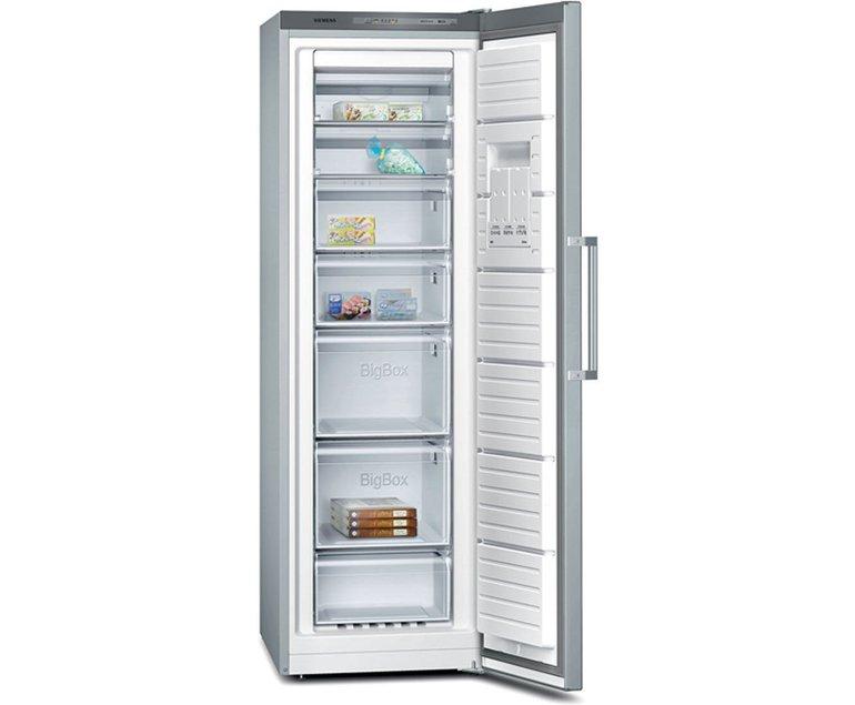 Siemens GS36NVI30 Gefrierschrank (Edelstahl, freistehend) nur 566,10€