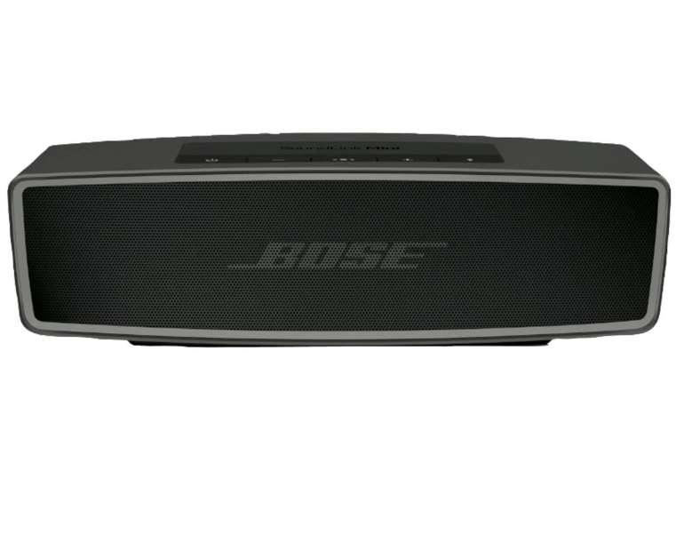 Media Markt Familien-Tage - z.B. Bose SoundLink Mini II Lautsprecher für 111€