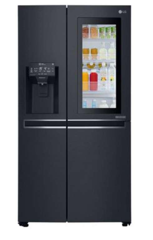 LG GSX960MCVZ Side by Side Kühlschrank (Eiswürfel, Insta View, Door in Door) für 1.548,90€inkl. Versand