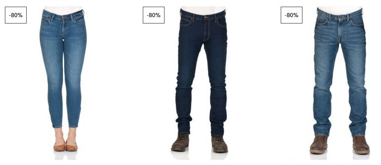 Jeans-Direct LEE Jeans