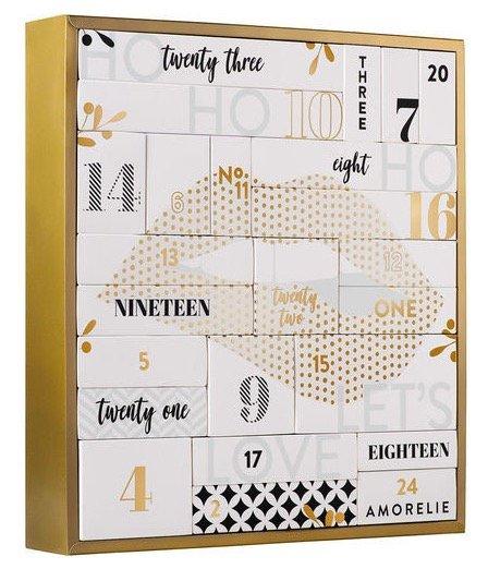 Amorelie Adventskalender Premium 2018 für 144,89€ (statt 230€)