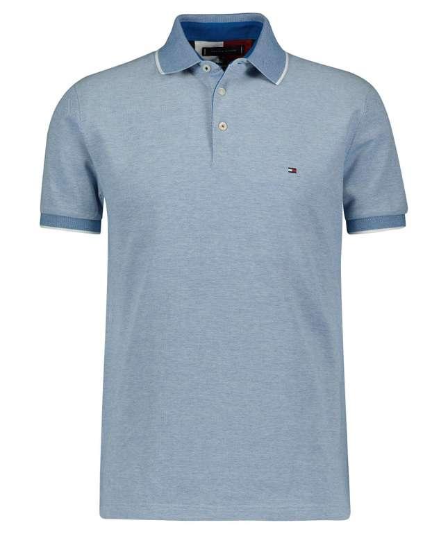 """Tommy Hilfiger Herren Poloshirt """"Cool Oxford"""" in Regular Fit für 57,73€ (statt 80€)"""