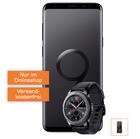 Samsung Galaxy S9+ Dual-SIM + Gear S3 (49€) + Vodafone Allnet (2GB) 27,99€ mtl.