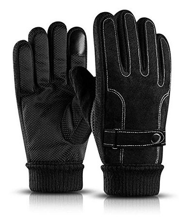 BOYOU Herren Touchscreen Handschuhe für 11,39€ inkl. VSK (Prime)