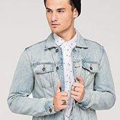 20% Rabatt auf Jacken & Mäntel bei C&A - z.B. Jeansjacke für Herren schon ab 20€